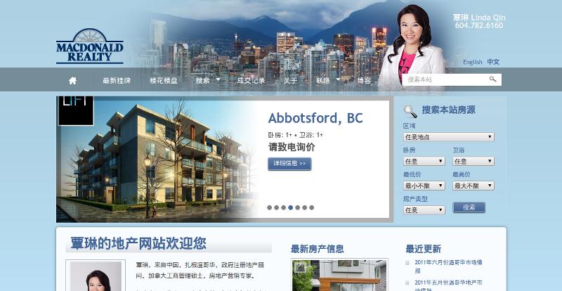 Website Design For Real Estate Agents Toronto